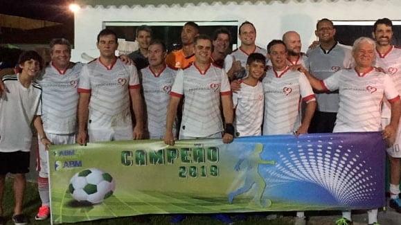Campeonato de Futebol Sede Social 2019