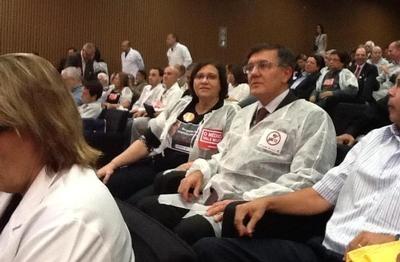 Médicos federais baianos farão nova paralisação dia 12 de junho