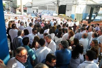 Protestos e paralisações contra a MP 568/12 marcam a terça-feira