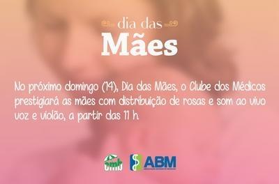 Dia das mães no Clube dos Médicos