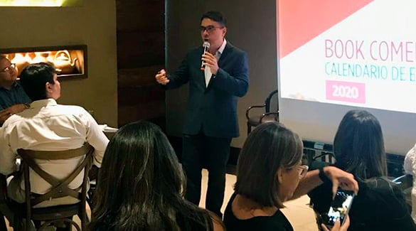 Diretor da ABM apresenta projeto no lançamento de Congresso de Cardiologia em Natal