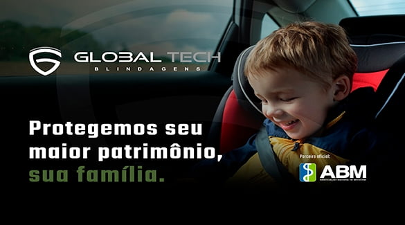 Parceria ABM + Global Tech Blindagens