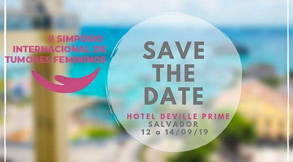 ABM Eventos organiza II Simpósio Internacional de Tumores Femininos