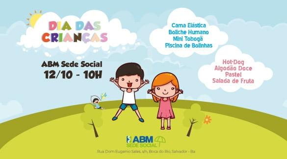 Dia das Crianças na Sede Social!
