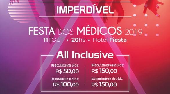 A ABM traz mais uma edição única e inesquecível da melhor festa de médicos da Bahia!