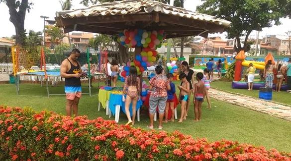 Sede Social comemora dia das Crianças com muita animação!