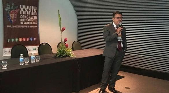 Diretor da ABM foi eleito presidente da sociedade Norte-Nordeste de cardiologia Biênio 20/21
