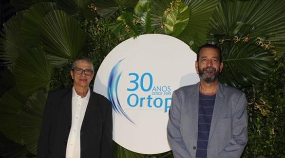 Presidente da ABM participa da comemoração de 30 anos da Ortoped