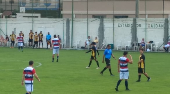 Campeonato de futebol realiza 2ª semifinal na Categoria Aberto