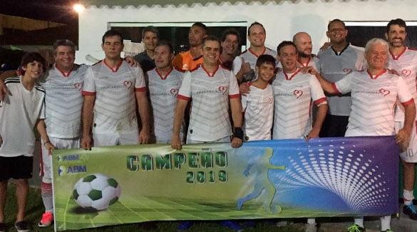Chega ao fim o campeonato de futebol 2019 da Sede Social