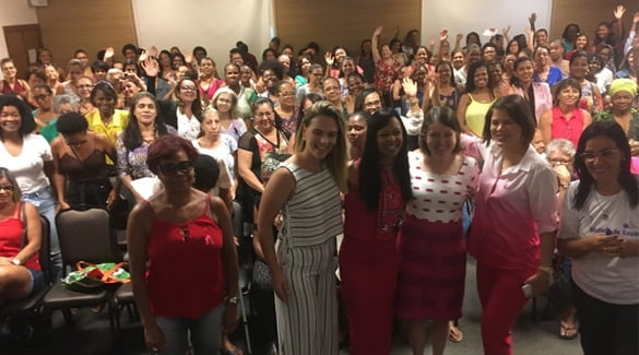 Retrospectiva ABM 2019 | Saúde da Comunidade – Mutirões para prevenir DPOC e Câncer de Mama