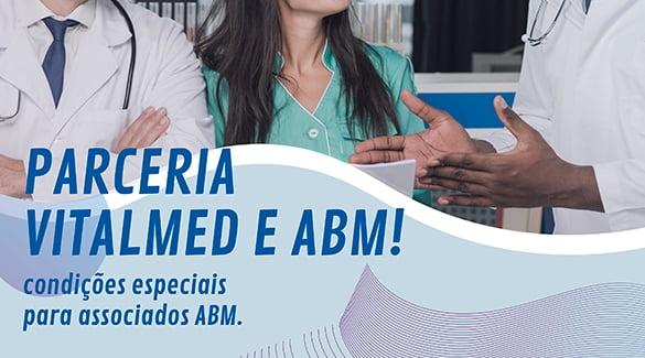Associados ABM têm condições especiais na VITALMED