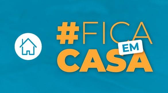 NOTA OFICIAL - #FicaEmCasa