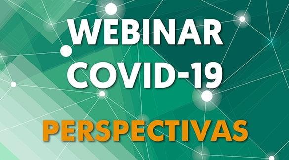 Webinar da AMB debate perspectivas da Covid-19