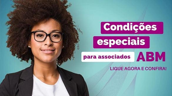 Associado ABM tem condições especiais na VitalMed