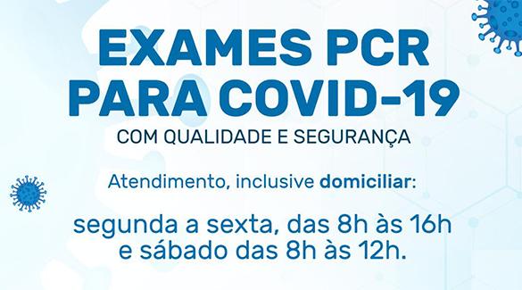 Centro de Diagnóstico do GACC-BA realiza exame de PCR para coronavírus