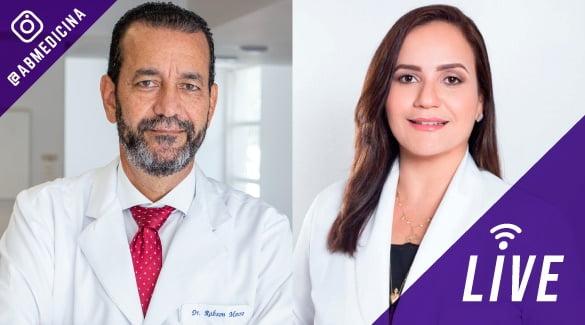 Dra. Samira Mascarenhas é a convidada da próxima live semanal da ABM
