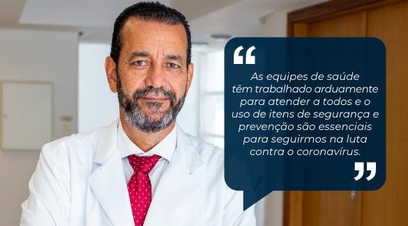 Associação Bahiana de Medicina e Qualicorp doam testes rápidos e máscaras para hospitais da Bahia