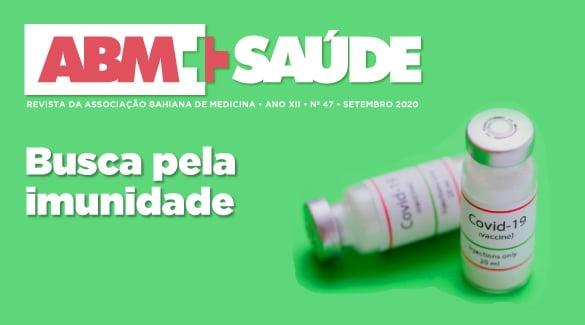 A revista ABM+SAÚDE, edição de setembro já está no ar