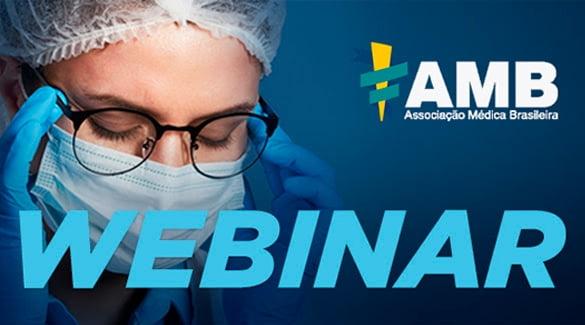 Webinar AMB - a humanidade por trás da prática médica