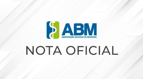 Nota Oficial - Não aos médicos sem Revalidação de diploma
