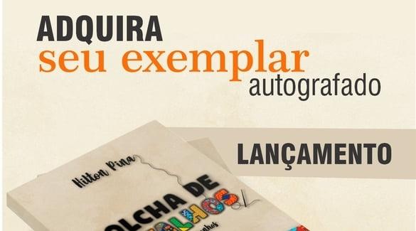 A Associação Bahiana de Medicina promoveu a edição do livro Colcha de Retalhos