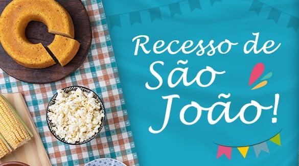 Cronograma de funcionamento da ABM no São João