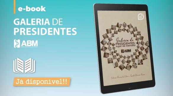 Já está disponível o e-book