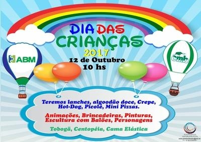 Dia das Crianças no Clube dos Médicos