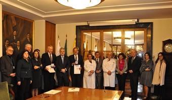 Hospital da Bahia faz Acordo de Cooperação Científica com Universidade de Lisboa