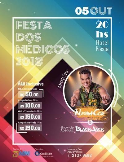 Festa dos Médicos 2018