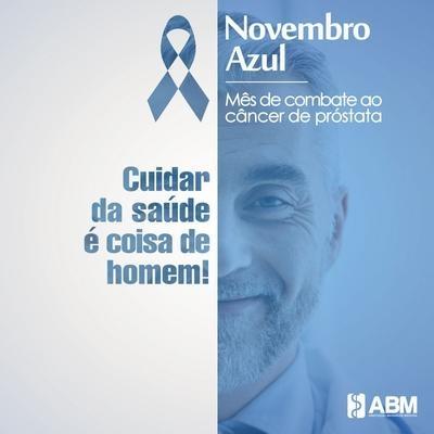 Novembro é mês de prevenir e combater o câncer de próstata