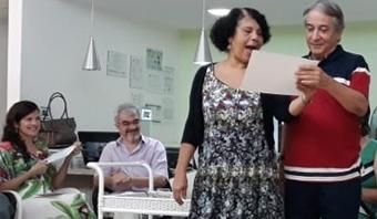 Diretor Sócio Cultural da ABM participa da Festa Literária da SOBRAMES