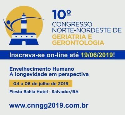 10º Congresso Norte-Nordeste de Geriatria e Gerontologia