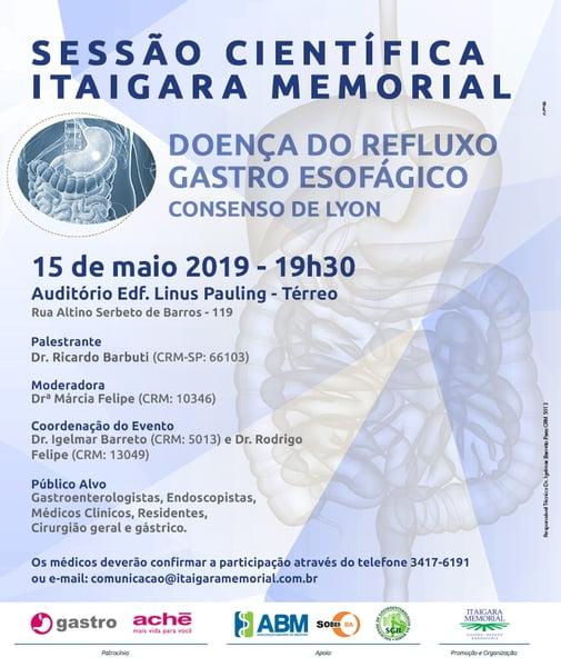 Sessão Científica Itaigara Memorial