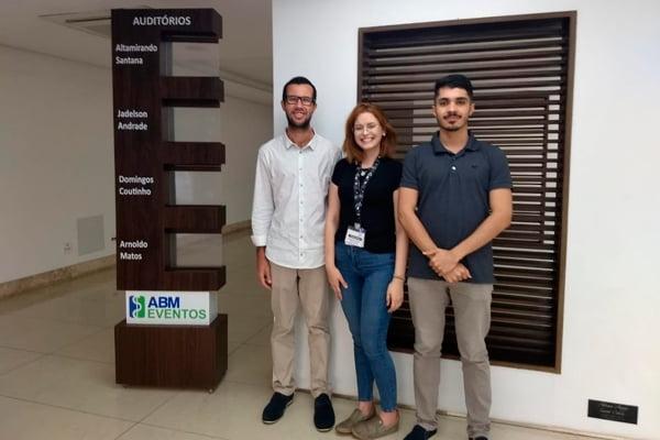 Representantes da AEMED visitam ABM
