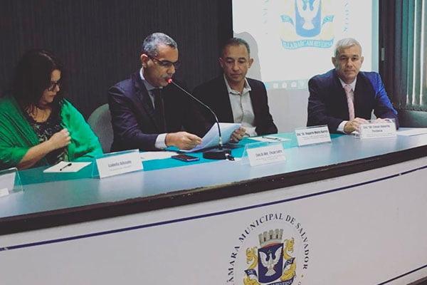 ABM participa de Aud. Pública sobre Credenciamento de Médicos (Sorteio)