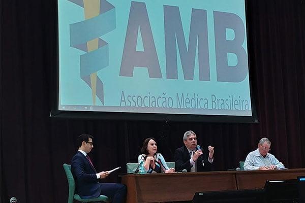 Assembleia de Delegados e a Assembleia Geral Ordinária da Associação Médica Brasileira